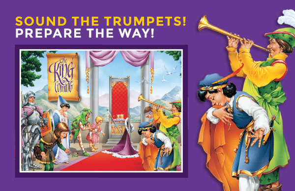 VBS - The King Is Coming @ VBS - The King Is Coming | West Boylston | Massachusetts | United States